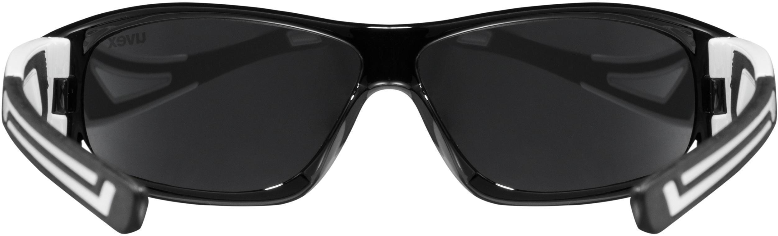 352c5f478f UVEX Sportstyle 509 - Gafas ciclismo Niños - blanco/negro   Bikester.es
